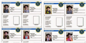 Spy Id Card | We Also Sent Each Boy Home With His Own Set Of with regard to Spy Id Card Template