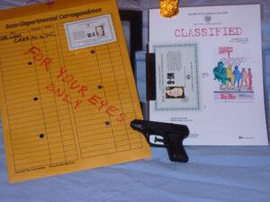 Spy Kits: Mi6 Identification Card, Dossier Of Each Movie regarding Mi6 Id Card Template