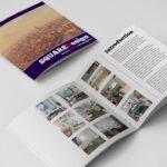 Square Design Brochure Template In Membership Brochure Template