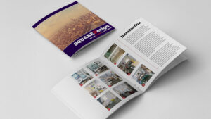 Square Design Brochure Template in Membership Brochure Template