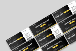 Srtp Gift Cards Template Ai, Eps. Download | Gift Voucher intended for Gift Card Template Illustrator