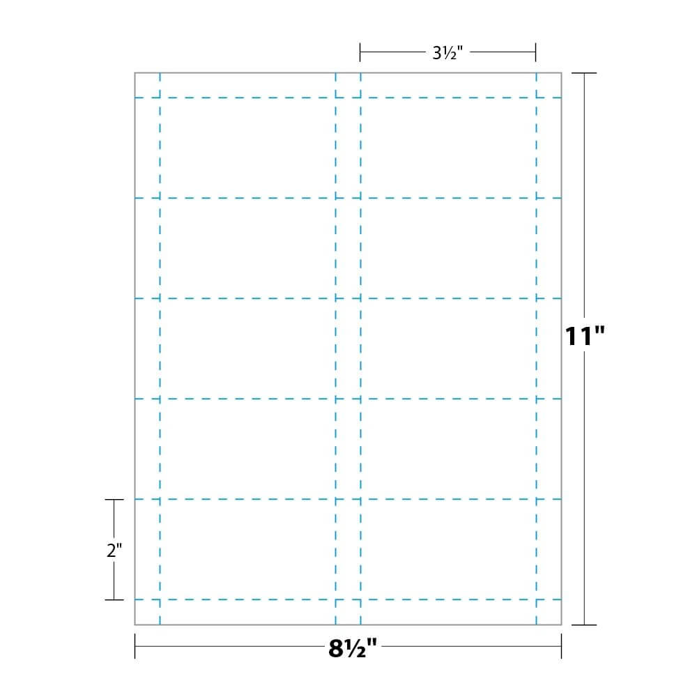 Standard Business Card Blank Template Illustrator Online For Word Template For Business Cards Free