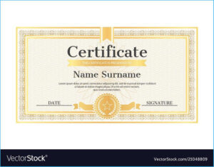 Star Naming Certificate Template #9968 throughout Star Naming Certificate Template