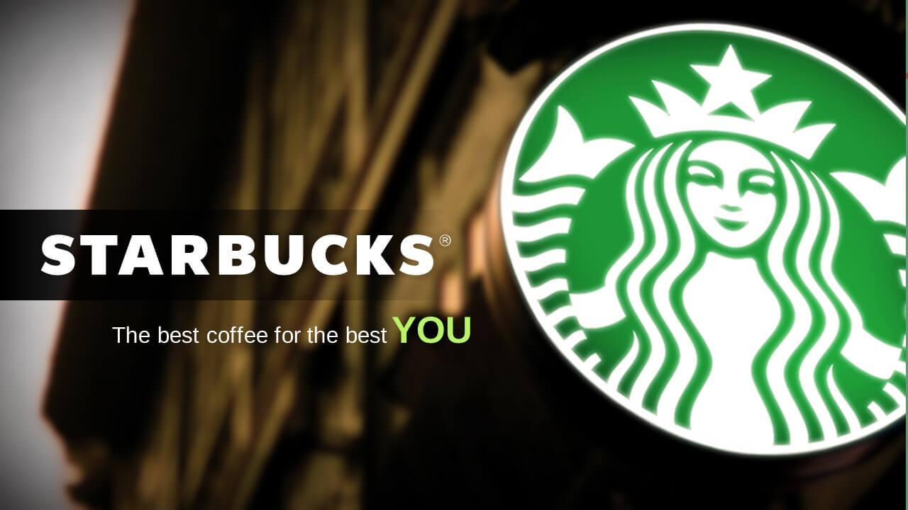 Starbucks | Slidegenius Powerpoint Design & Pitch Deck Within Starbucks Powerpoint Template