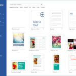 Starting Off Right: Templates And Built In Content In The Regarding Word 2013 Brochure Template