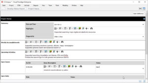 Status Report Template – Project Management inside Project Manager Status Report Template