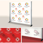 Step And Repeat Banner 16X8 Printing Pertaining To Step And Repeat Banner Template