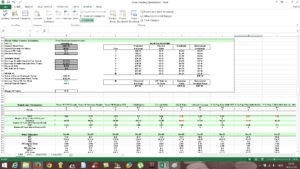Stock Analysis Spreadsheet Excel Template Excel Spreadsheet within Stock Report Template Excel