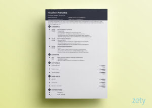 Student Resume/cv Templates: 15 Examples To Download & Use Now regarding College Student Resume Template Microsoft Word