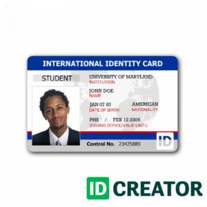 Stupendous School Id Card Template Ideas Illustrator Design intended for Sample Of Id Card Template