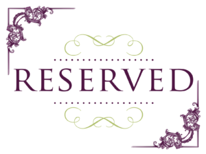 Superb Reserved Signs For Tables | Ideas For The House with regard to Reserved Cards For Tables Templates