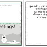 Supplying Greeting Card Artwork For Print | Www For Quarter Fold Birthday Card Template