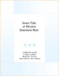 Surprising Ms Word Cover Page Template Ideas Front Templates within Cover Page Of Report Template In Word