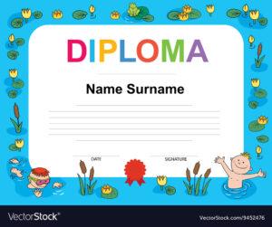 Swimming Award Certificate Template pertaining to Swimming Award Certificate Template