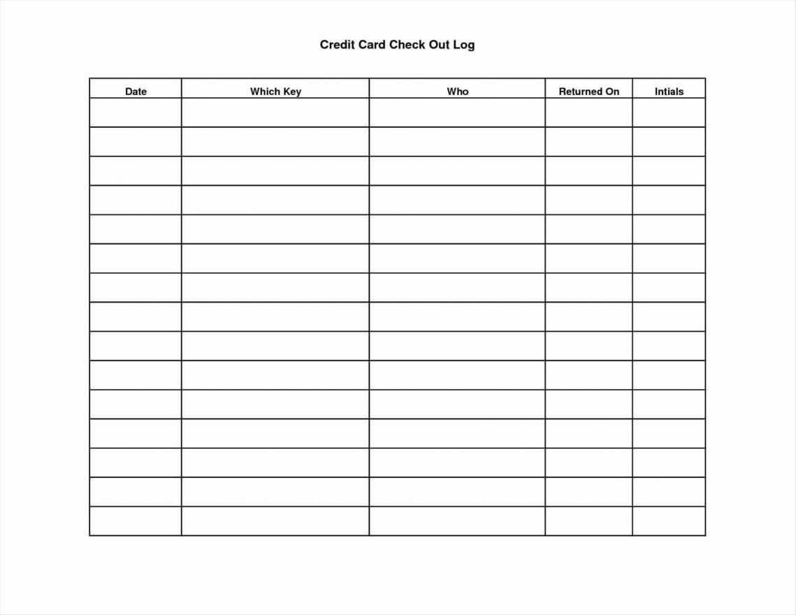 T Chart On Word Fundraising Form Template Blank Balance In Check Out Report Template