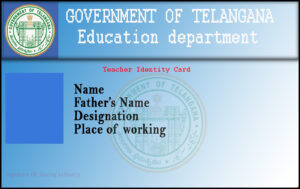 T R C : Employee Id Card Template pertaining to Teacher Id Card Template