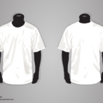 T Shirt Template Updatejovdaripper.deviantart With Regard To Blank Tshirt Template Pdf
