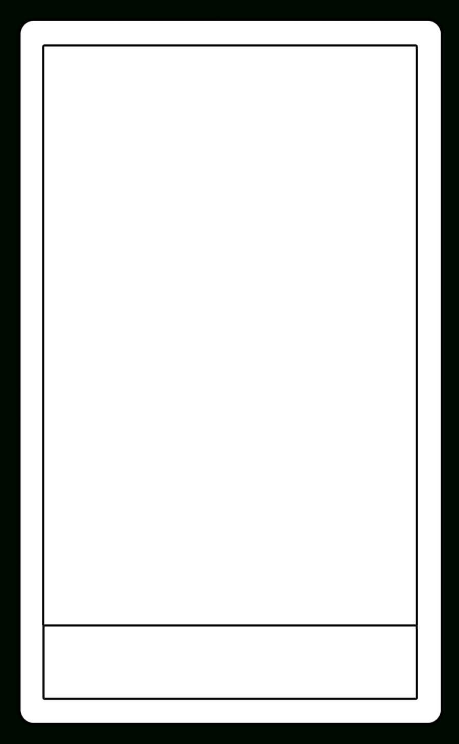Tarot Card Templatearianod On Deviantart | Marseille Intended For Mtg Card Printing Template