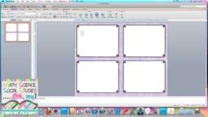 Task Card Templates | Technically Speaking With Amy in Task Card Template