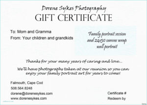 Tattoo Gift Certificate Template Free | Emetonlineblog throughout Tattoo Gift Certificate Template