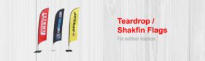 Teardrop Flags Printing Polokwane – Print Your Sharkfin inside Sharkfin Banner Template