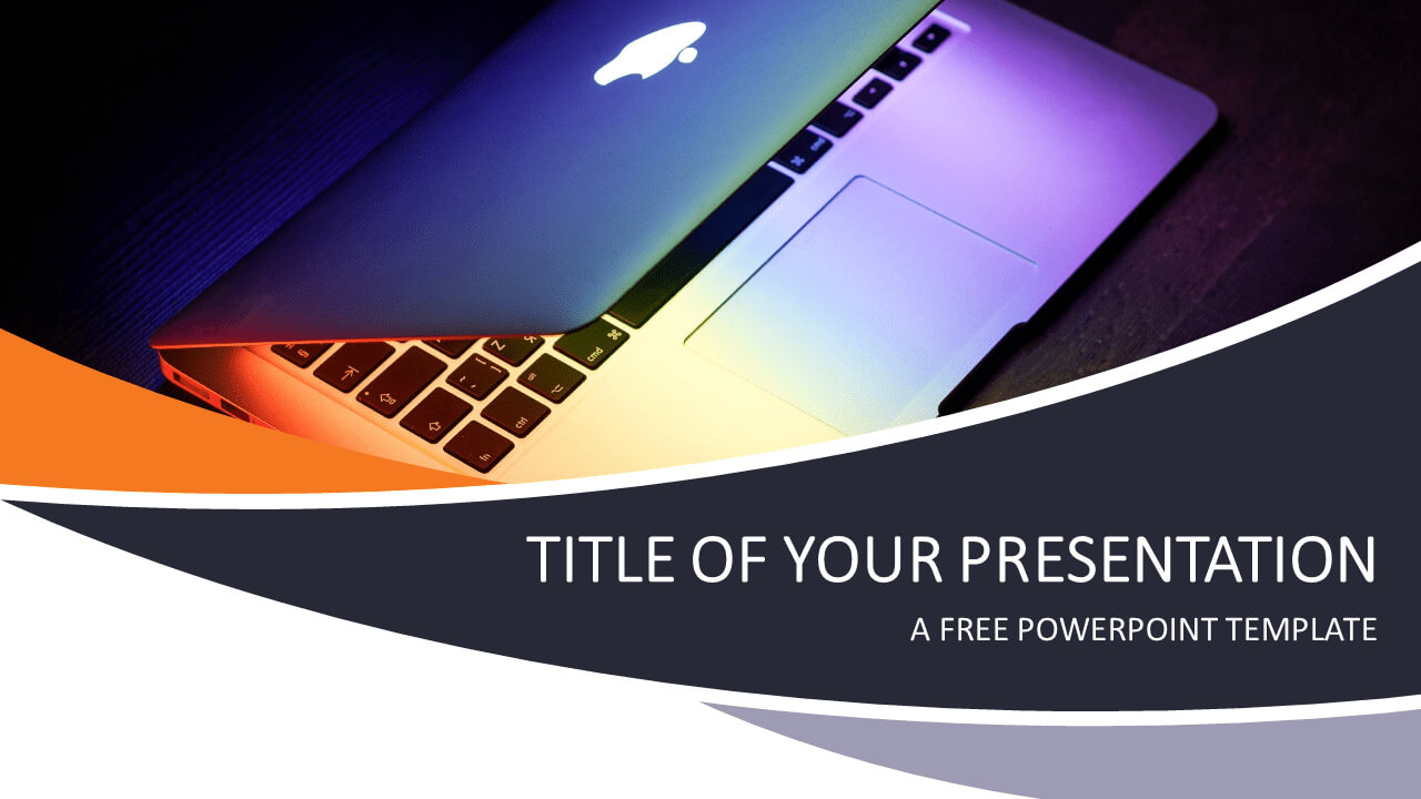 Technology And Computers Powerpoint Template Intended For Powerpoint Templates For Technology Presentations