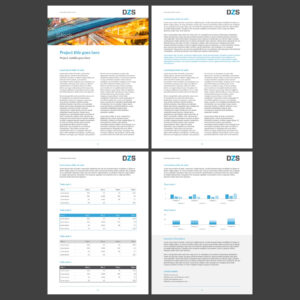 Telecom Equipment Datasheet, Case Study, And White Paper throughout Datasheet Template Word