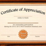 Template: Editable Certificate Of Appreciation Template Free regarding Word 2013 Certificate Template