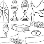 Template: First Communion Banner Template Intended For First Throughout First Communion Banner Templates