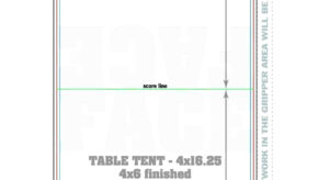 Template: How To Create Large Name Tent Cards C Line with regard to Tent Card Template Word