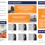 Templates: Black Friday Poster And Annual Report For Ngo With Regard To Ngo Brochure Templates