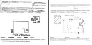 Termite Inspection: Sample Termite Inspection Report intended for Pest Control Report Template