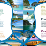 Thailand Travel Brochure | Travel Guides | Travel Brochure Regarding Island Brochure Template