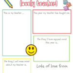 Thank You Card For Teacher Archives – Throughout Thank You Card For Teacher Template