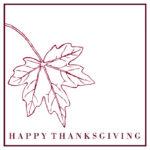 Thanksgiving Place Card Printable – Taryn Whiteaker For Thanksgiving Place Card Templates