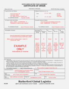The 15 Common Stereotypes | Realty Executives Mi : Invoice within Nafta Certificate Template