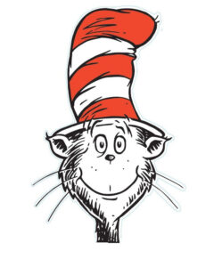 The Cat In The Hat Is A Legendary Character In The Picture with regard to Blank Cat In The Hat Template