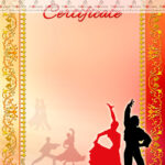 The Certificate Template «Dance» – Dimaker – Templates Inside Dance Certificate Template