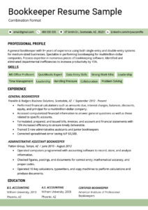 The Combination Resume: Examples, Templates, & Writing Guide for Combination Resume Template Word
