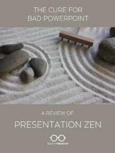 The Cure For Bad Powerpoint: A Review Of Presentation Zen in Presentation Zen Powerpoint Templates