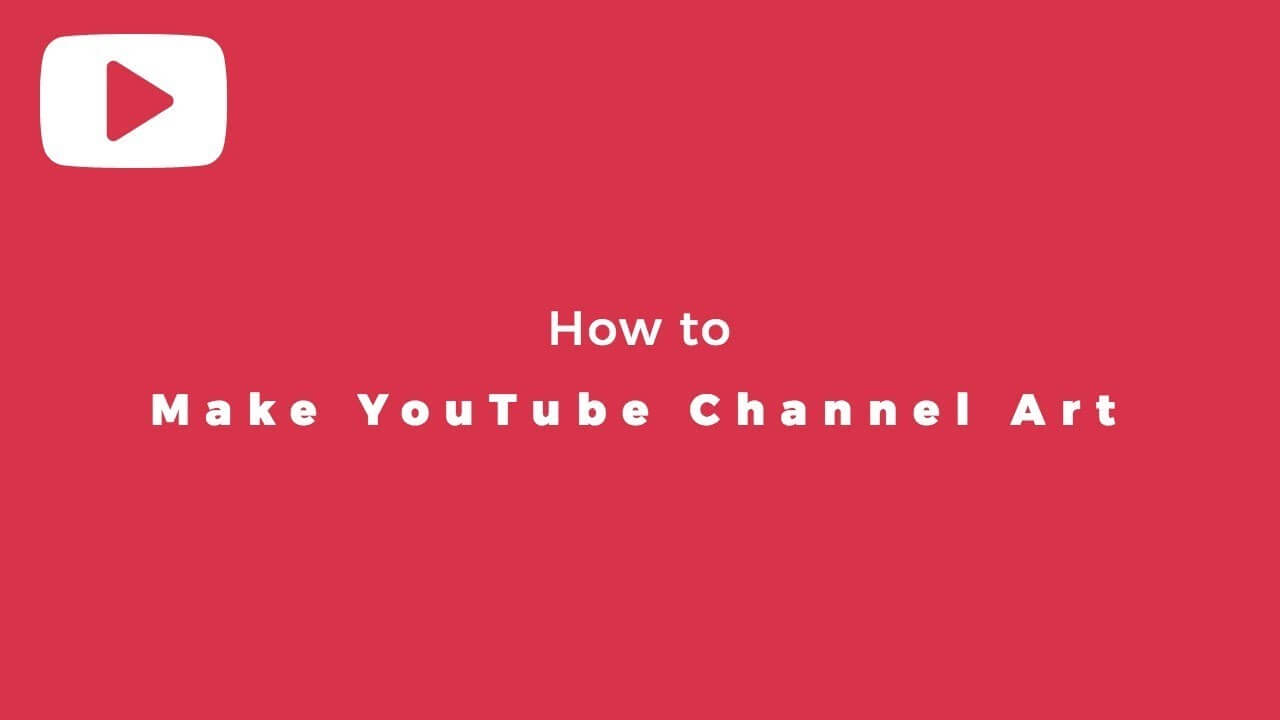 The Ideal Youtube Channel Art Size & Best Practices In Youtube Banner Template Size