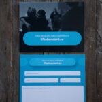 The Ultimate Free Church Connect Card Template – The Nucleus With Church Visitor Card Template