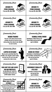 This Is A Mash Up Of Monopoly, Super Add-On Monopoly And with regard to Chance Card Template