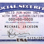 This Is Ssn Card (Usa) Psd (Photoshop) Template. On This Psd With Regard To Ssn Card Template