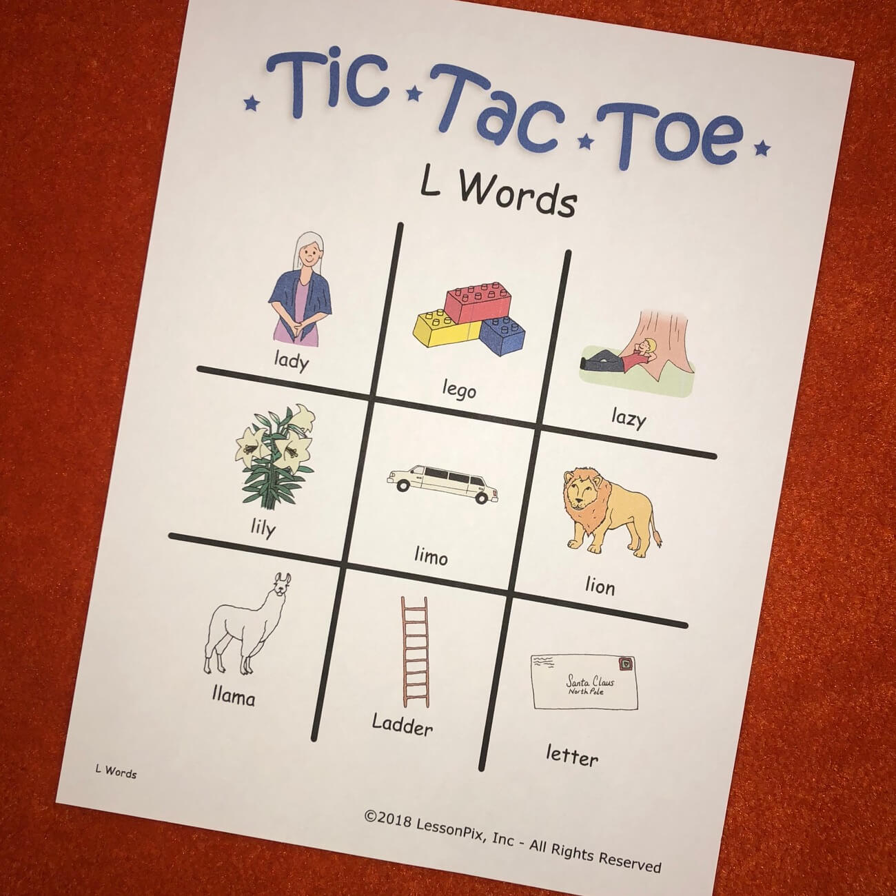 Tic Tac Toe Within Tic Tac Toe Template Word