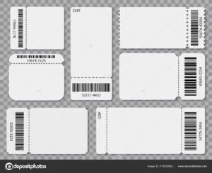 Ticket Admit One Template | Ticket Templates. Blank Admit with regard to Blank Admission Ticket Template