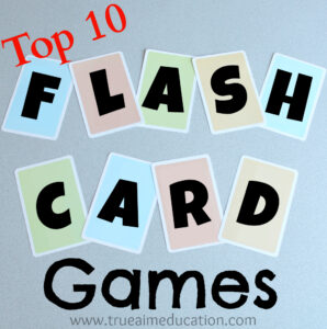 Top 10 Flash Card Games And Diy Flash Cards | True Aim For Free Printable Flash Cards Template