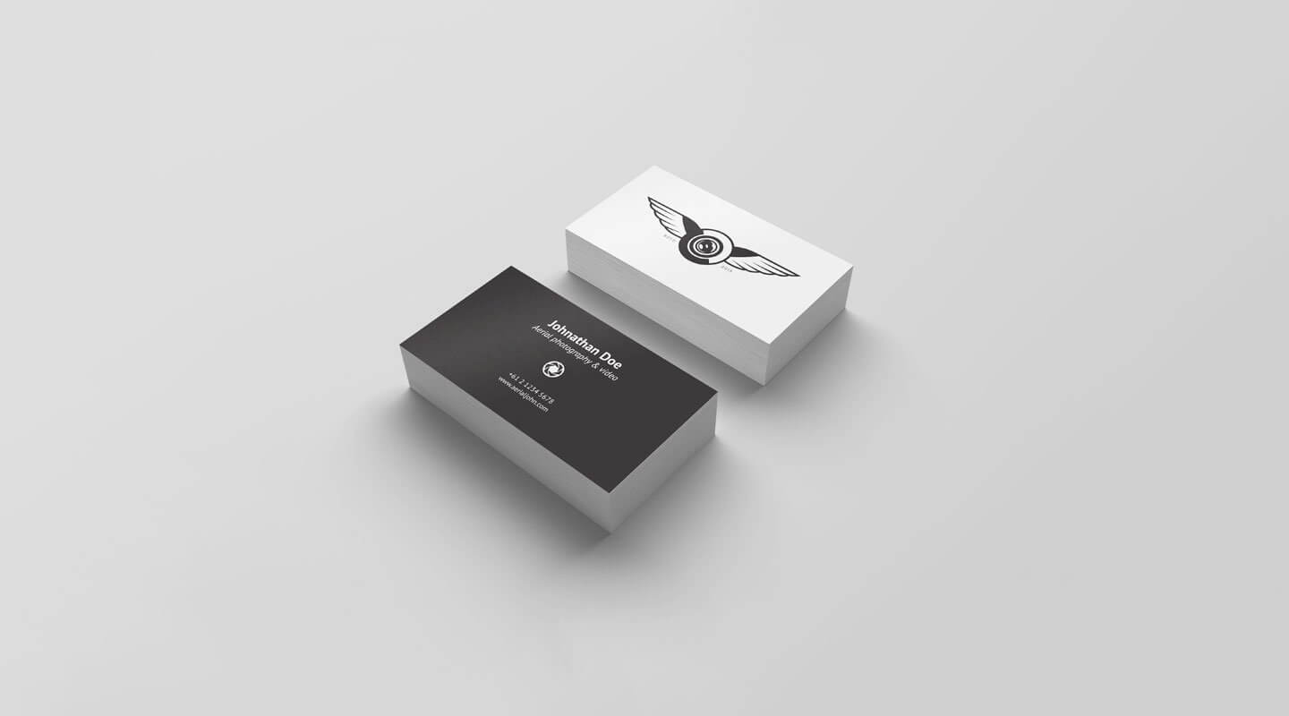 Top 26 Free Business Card Psd Mockup Templates In 2019 With Photoshop Name Card Template