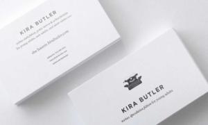 Top 32 Best Business Card Designs & Templates inside Generic Business Card Template