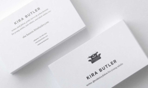 Top 32 Best Business Card Designs & Templates with Template For Calling Card